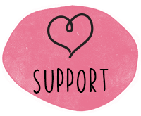 Icon showing the support part of the Tutor Doctor Process